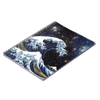 Hokusai & LH95 Notebook