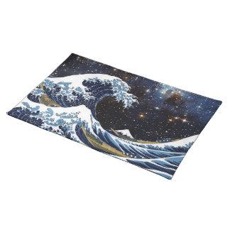 Hokusai & LH95 Placemat