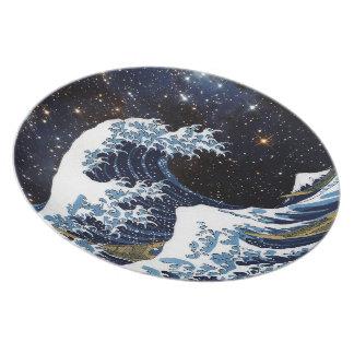 Hokusai & LH95 Plate