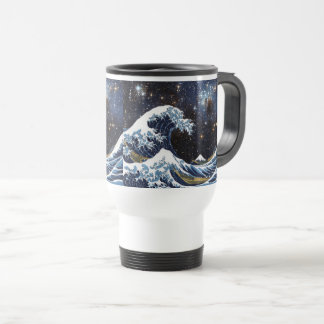 Hokusai & LH95 Travel Mug