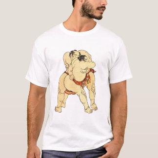 Hokusai Sumo Wrestlers T-Shirt