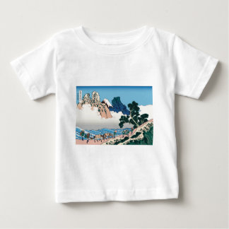 Hokusai The back of Fuji from the Minobu river Shirts