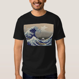 Hokusai The Great Wave T Shirt