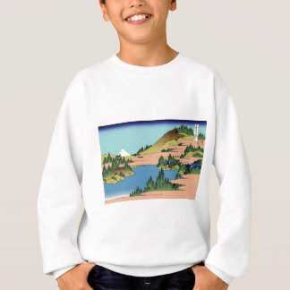 Hokusai The lake of Hakone in Sagami Province Shirt