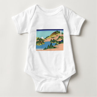Hokusai The lake of Hakone in Sagami Province Shirts