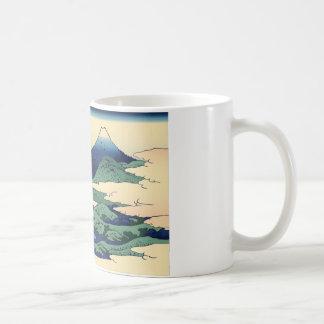 Hokusai Umegawa in Sagami Province Coffee Mug