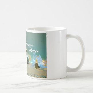 hol-kirke-Imagine all the people copy, Rodning ... Coffee Mug
