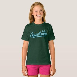 Hola Aventura! Hello Adventure many color options T-Shirt
