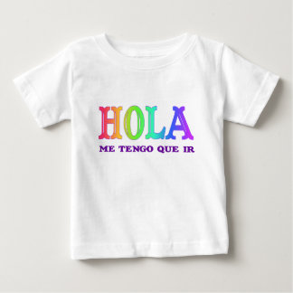 Hola Baby T-Shirt