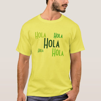 Hola T Yello T-Shirt