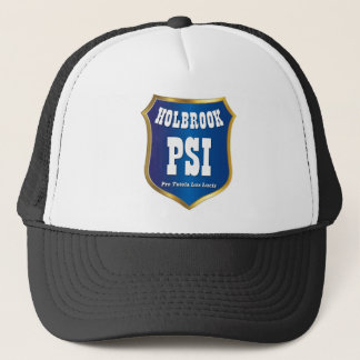 Holbrook PSI Trucker Hat