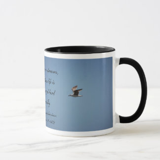 HOLD FAST TO YOUR DREAMS - mug