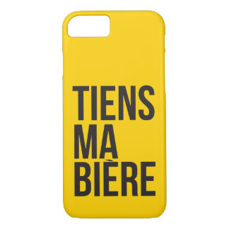 Hold my beer, same humour - YOUR COLORS iPhone 8/7 Case