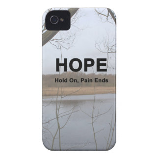 Hold On, Pain Ends iPhone 4 Cover