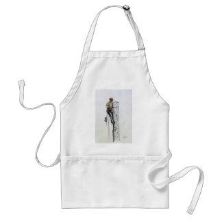 Hold on tight tree surgeon standard apron