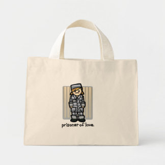 hold your files. mini tote bag