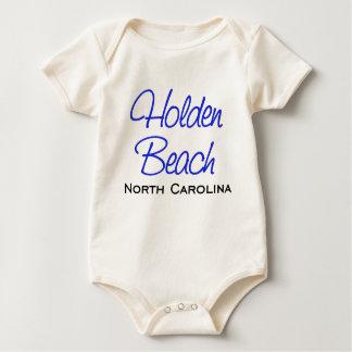 Holden Beach, NC Baby Bodysuit