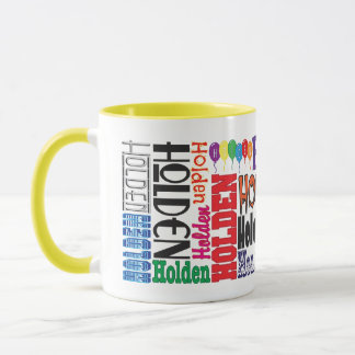 Holden Coffee Mug
