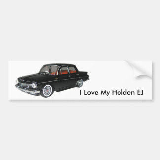 Holden EJ Premier Bumper Sticker