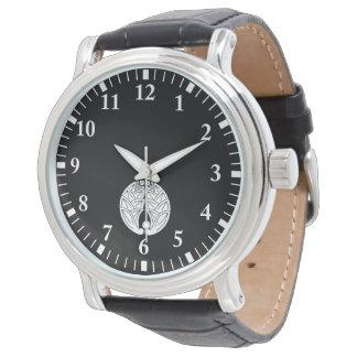 Holding Japanese ginger Wristwatch