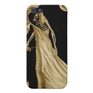 Holding on case for the iPhone 5
