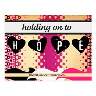 Holding on to Hope Postcard