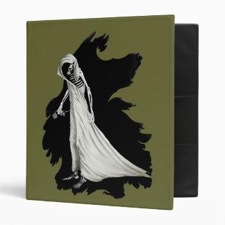 Holding On Vinyl Binder