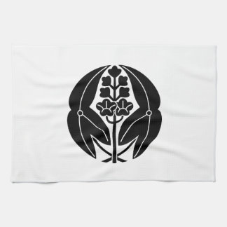 Holding water plantain kitchen towel