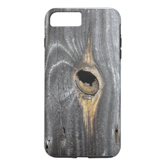 hole in fence iPhone 7 plus case