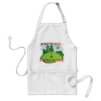Hole In One Best Golfer Cook Standard Apron
