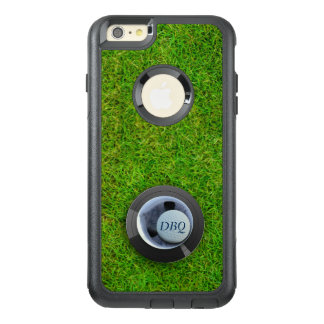 Hole in One Golf Ball Monogram iPhone 6s Golfing OtterBox iPhone 6/6s Plus Case