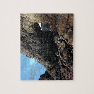 Hole-in-The-Wall Olympic National Park Jigsaw Puzzle