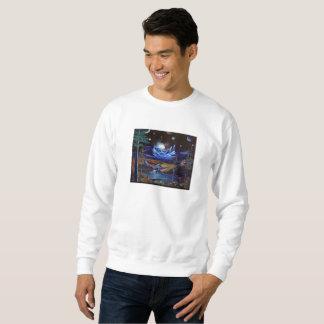 Hole of sky sweatshirt