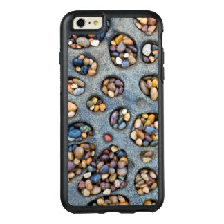 Holes filled with pebbles, CA OtterBox iPhone 6/6s Plus Case