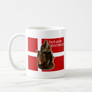 Holger Danske 11 oz Classic White Mug