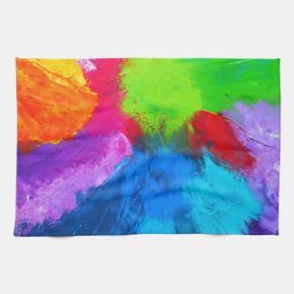 Holi Kitchen Towel