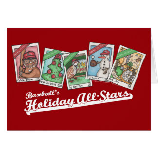 Holiday All-Stars Card