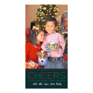 Holiday and Christmas CHEERS card