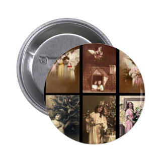 Holiday Angels I Customizable Pins
