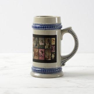 Holiday Angels Mug - Customizable Mug