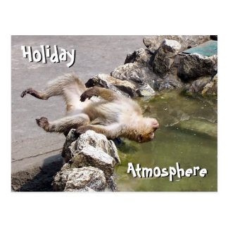 Holiday Atmosphere Postcard
