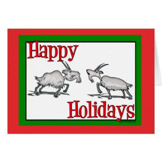 Holiday Attitude Card