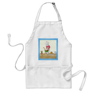 Holiday Baking Elf  Apron