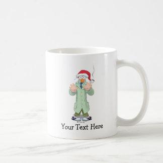 Holiday Beaker Coffee Mug