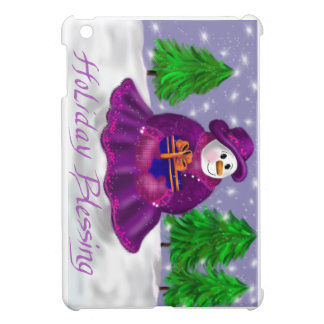 Holiday Blessings Cover For The iPad Mini