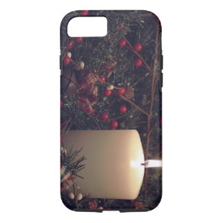 Holiday Candle  phone cover 2017