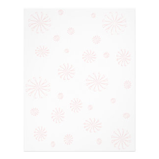Holiday Candy Letterhead