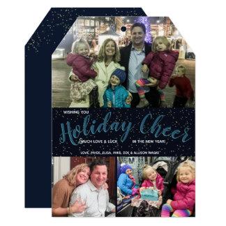 Holiday Cheer - Christmas Card