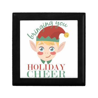 Holiday Cheer Jewelry Boxes
