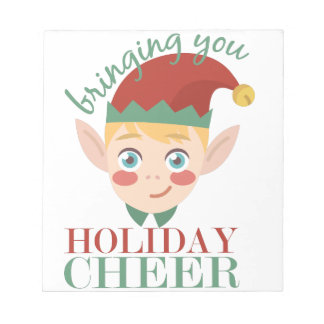 Holiday Cheer Notepads